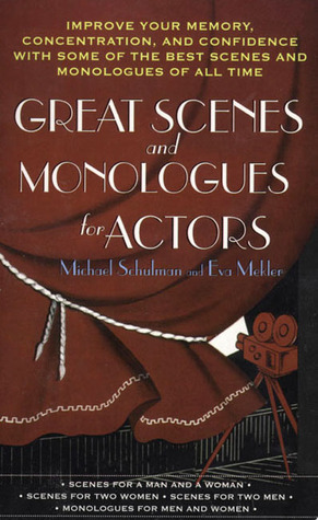 The Actors Scenebook: Scenes and Monologues from Contemporary Plays  by  Michael Schulman