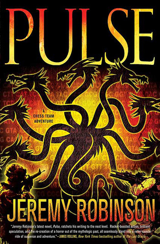 Pulse (Chess Team Adventure, #1) Jeremy Robinson