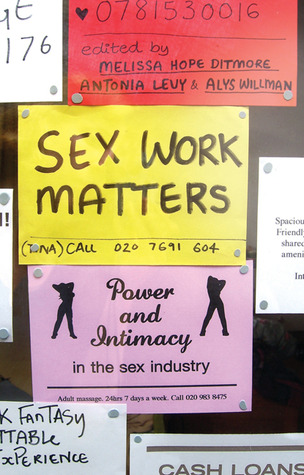 Prostitution and Sex Work  by  Melissa Hope Ditmore