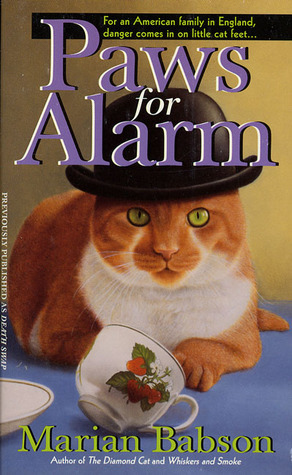 Paws For Alarm  by  Marian Babson