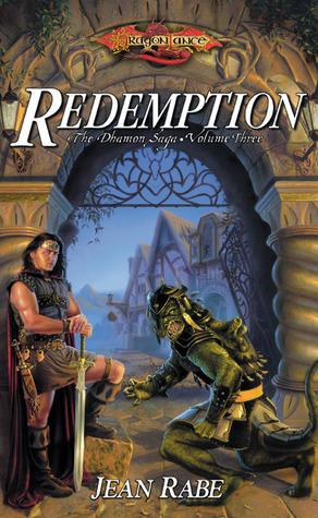 Redemption (Dragonlance: Dhamon Saga, #3) Jean Rabe