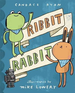 Ribbit Rabbit Candace Ryan