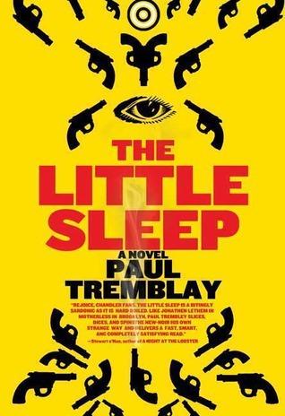 The Little Sleep (Mark Genevich, #1)  by  Paul Tremblay