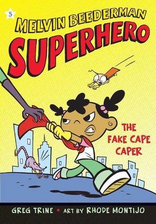The Fake Cape Caper Greg Trine