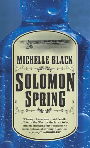 Solomon Spring  by  Michelle Black