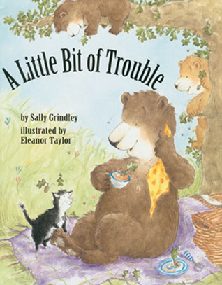 A Little Bit Of Trouble Sally Grindley