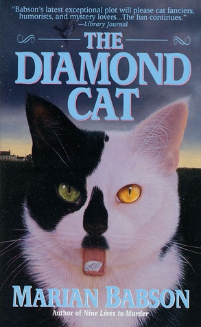 The Diamond Cat  by  Marian Babson
