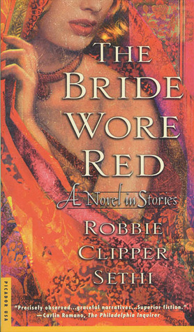 The Bride Wore Red  by  Robbie C. Sethi