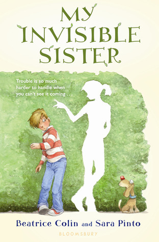 My Invisible Sister  by  Beatrice Colin