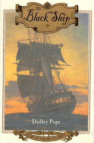 The Black Ship  by  Dudley Pope