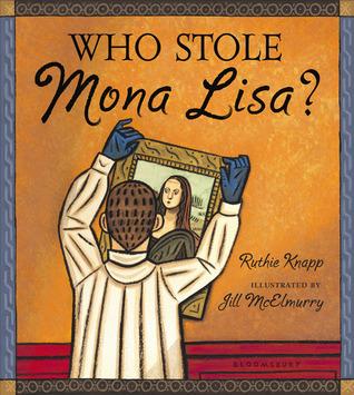 Who Stole Mona Lisa? Ruthie Knapp