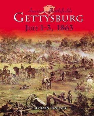 Gettysburg Brendan January