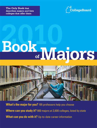 Book of Majors The College Board
