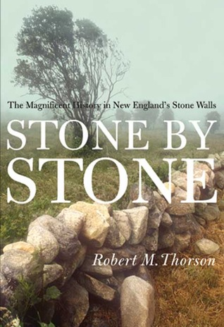 Stone Stone: The Magnificent History in New Englands Stone Walls by Robert M. Thorson