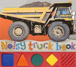 Noisy Truck Book  by  Roger Priddy