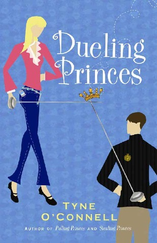 Dueling Princes (Calypso Chronicles, #3) Tyne OConnell