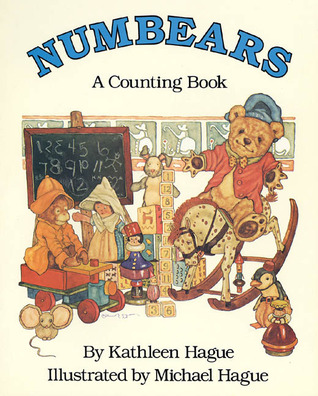Numbears: A Counting Book  by  Kathleen Hague