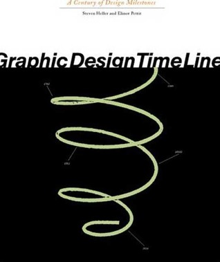 Graphic Design Time Line: A Century of Design Milestones  by  Steven Heller