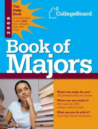 Book of Majors 2009  by  The College Board