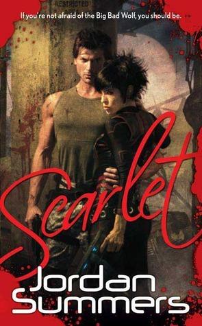 Scarlet (Dead World, #2)  by  Jordan Summers