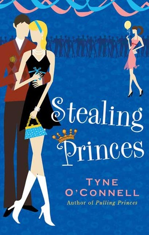 Stealing Princes Tyne OConnell
