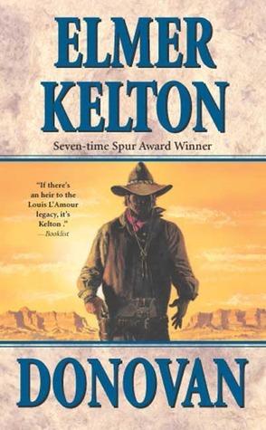 Donovan  by  Elmer Kelton
