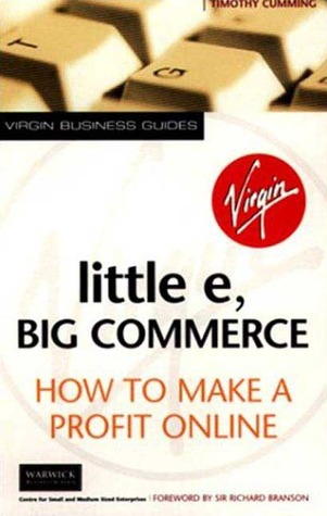 Little E, Big Commerce: How to Make a Profit Online Timothy Cumming