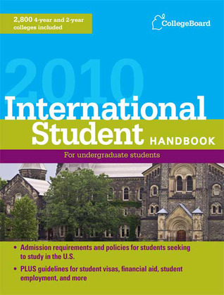 College Board International Student Handbook The College Board