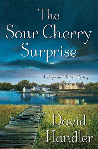 The Sour Cherry Surprise (Berger and Mitry, #6) David Handler