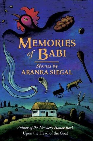 Memories of Babi Aranka Siegal