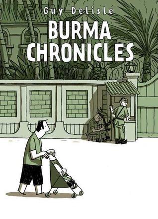 Burma Chronicles Guy Delisle