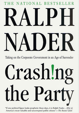 Taming the giant corporation Ralph Nader