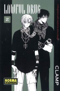 Lawful Drug #2 [Spanish Edition]  by  CLAMP