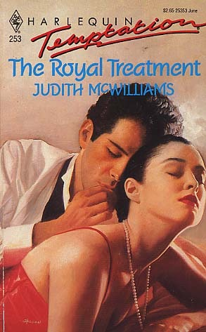 The Royal Treatment Judith McWilliams