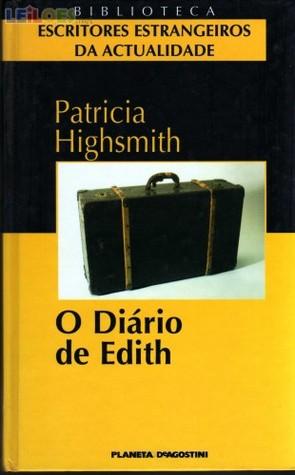 O diário de Edith  by  Patricia Highsmith