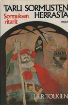 Sormuksen ritarit (Taru sormusten herrasta, #1) J.R.R. Tolkien