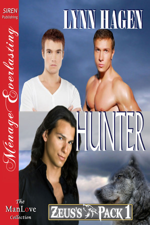Hunter (Zeuss Pack, #5)  by  Lynn Hagen