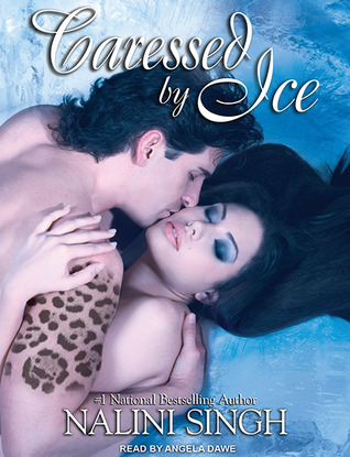 Caressed Ice (Psy-Changeling, #3) by Nalini Singh