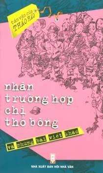 Nhân trường hợp chị thỏ bông  by  Phan Thị Vàng Anh