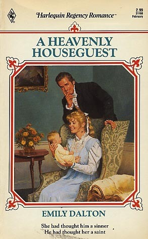 A Heavenly Houseguest  by  Emily Dalton