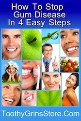 How To Stop Gum Disease In 4 Easy Steps  by  David Snape