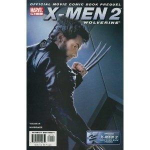 X-Men 2 Prequel: Wolverine  by  Brian K. Vaughan