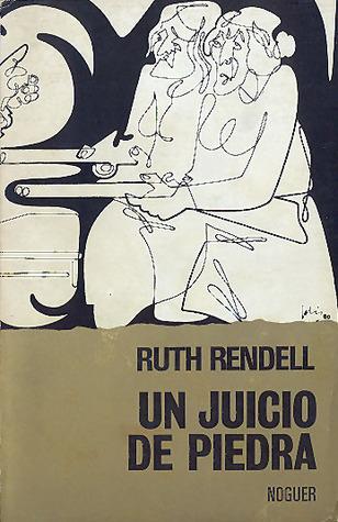 Un juicio de piedra  by  Ruth Rendell