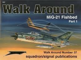 MiG-21 Fishbed Part 1   Walk Around No. 37 Hans-Heiri Stapfer