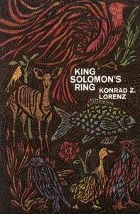 King Solomons Ring  by  Konrad Lorenz