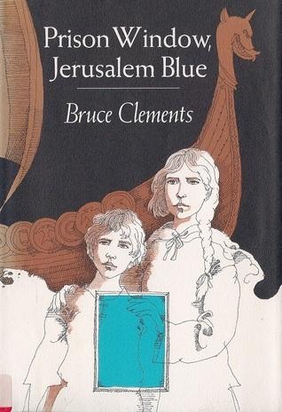 Prison Window, Jerusalem Blue  by  Bruce Clements