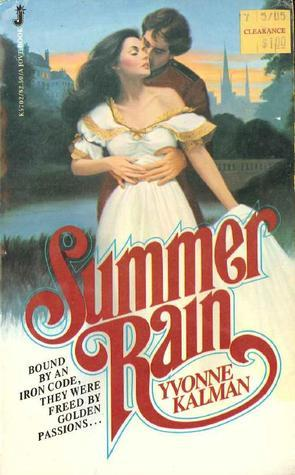 Summer Rain  by  Yvonne Kalman