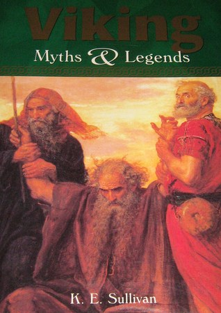 Scottish Myths & Legend  by  K.E. Sullivan