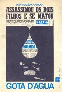 Gota DÁgua: Uma Tragédia Carioca  by  Chico Buarque