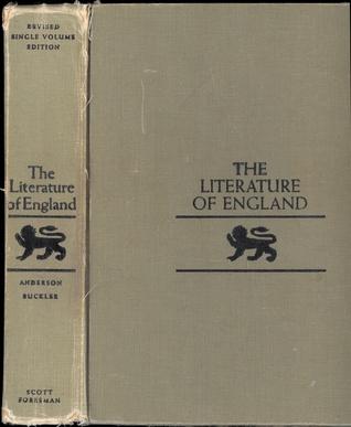 World in Literature, Volume I, 2e George Kumler Anderson